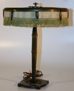 539P Art Deco Lamp