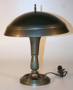 685O Machine Age Lamp