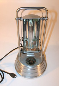697 Machine Age Lamp
